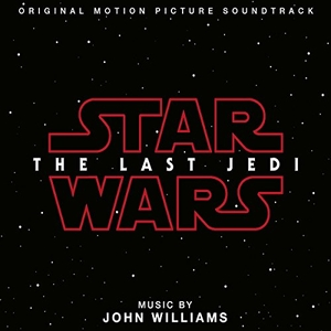 Star Wars: The Last Jedi (Original Motion Picture Soundtrack)  album cover