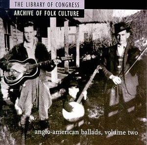 Anglo-American Ballads Vol.2 album cover