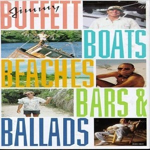 Boats, Beaches, Bars, & Ballads album cover
