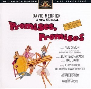 Promises, Promises (1968 Original Broadway Cast) album cover