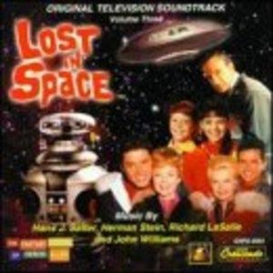 Lost In Space Vol.3 (Original Television Soundtrack) album cover