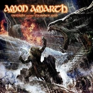 Twilight Of The Thunder God album cover