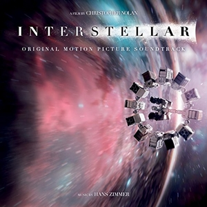 Interstellar (Original Motion Picture Soundtrack) album cover