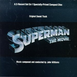 Superman: The Movie (Original Sound Track) album cover