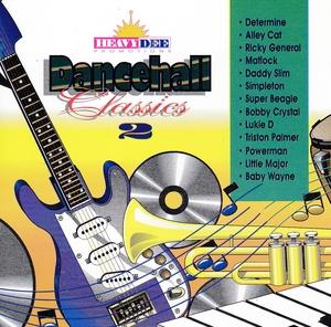 Dancehall Classics 2 album cover