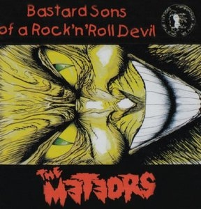 Bastard Sons Of A Rock'N'Roll Devil album cover