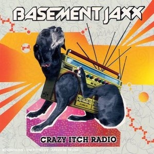 Crazy Itch Radio album cover