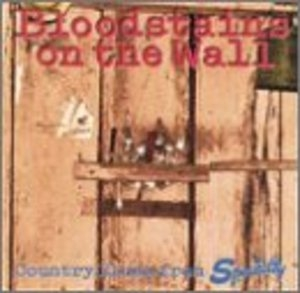 Bloodstains On The Wall album cover