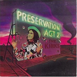 Preservation: Act 2 album cover