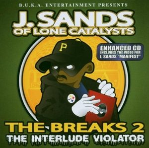The Breaks 2 album cover