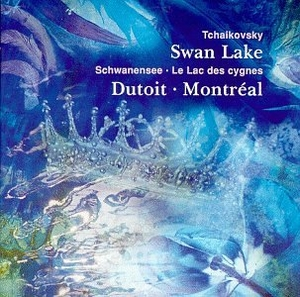 Tchaikovsky: Swan Lake album cover