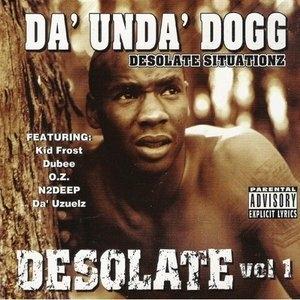 Desolate Situations, Vol.1 album cover