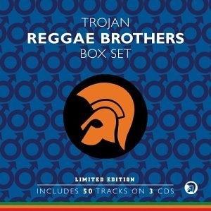 Trojan Reggae Brothers Box Set album cover