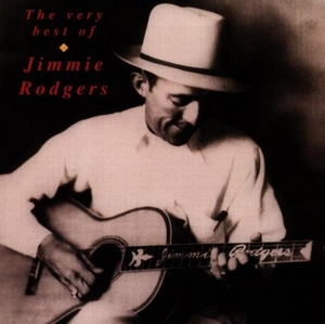 The Very Best Of Jimmie Rodgers album cover