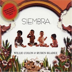 Siembra album cover