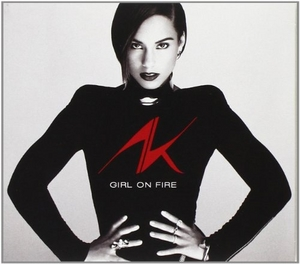 Girl On Fire album cover