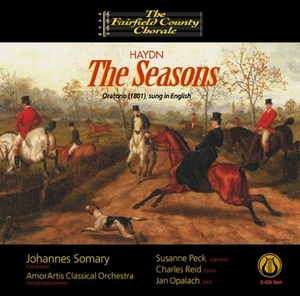 Haydn: The Seasons album cover