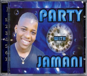 Party With Jamani album cover