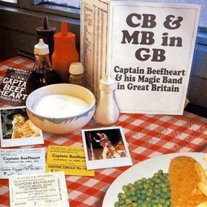 CB & MB In GB album cover