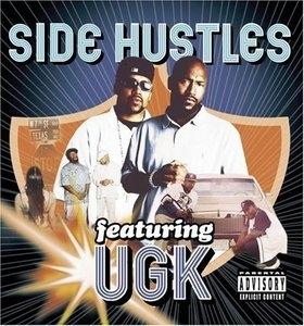 Side Hustles album cover