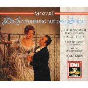 Mozart-Die Entfuhrung Aus Dem Serail album cover