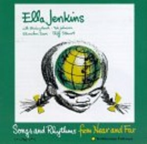 Songs And Rhythms From Near And Far album cover