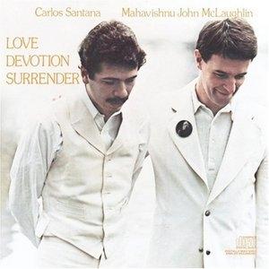 Love Devotion Surrender album cover