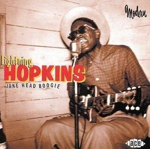 Jake Head Boogie album cover