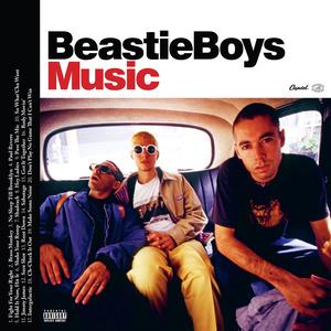 Beastie Boys Music album cover