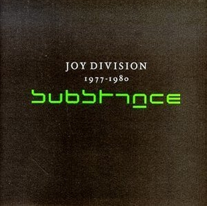Substance album cover