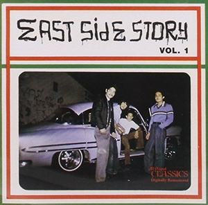 East Side Story, Vol. 1 album cover