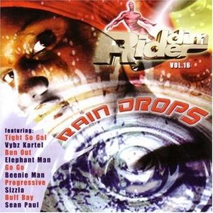 Riddim Rider, Vol. 16: Rain Drops album cover