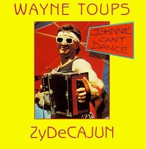 Johnnie Can't Dance: ZyDeCajun album cover