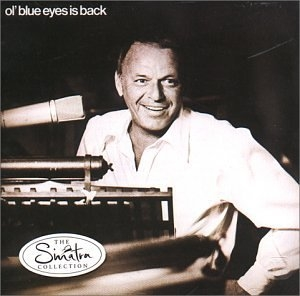 Ol' Blue Eyes Is Back album cover