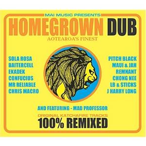 Homegrown Dub album cover