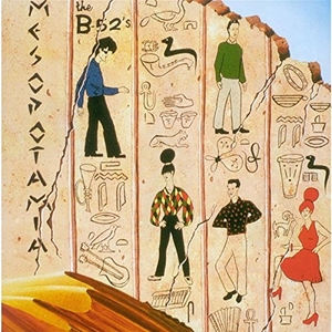 Mesopotamia album cover