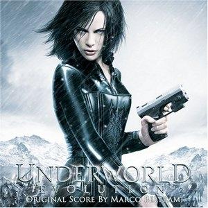 Underworld Evolution: Original Film Score album cover