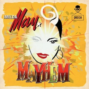 Mayhem album cover