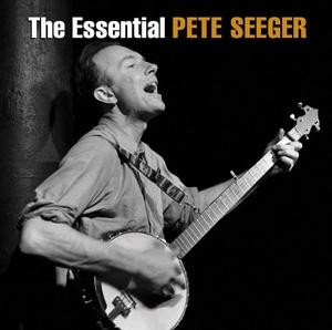 The Essential Pete Seeger album cover