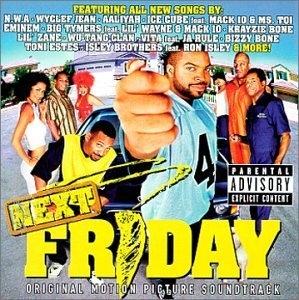 Next Friday: Original Motion Picture Soundtrack album cover