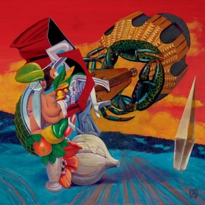 Octahedron album cover