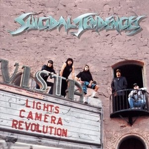 Lights...Camera...Revolution album cover