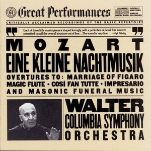 Mozart: Eine Kleine Nachtmusik album cover