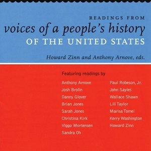 Readings From Voices Of A People's History Of The United States album cover