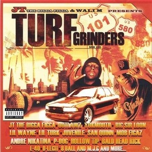 Turf Grinders Compilation album cover