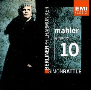 Mahler: Symphony No.10 album cover