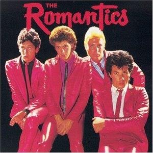 The Romantics album cover