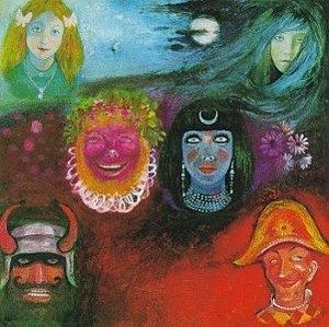 In The Wake Of Poseidon album cover