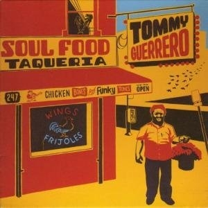 Soul Food Taqueria album cover
