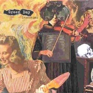 Insomniac album cover
